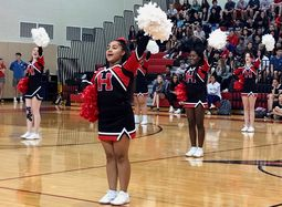 Harriton hosts Fall Pep Rally