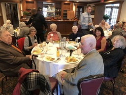 Lower Merion High School Class of 1949 Holds Reunion