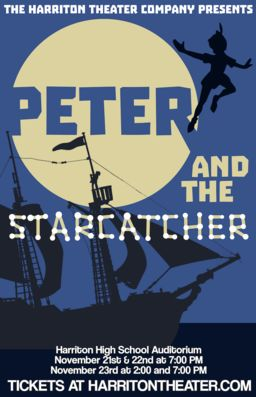 "Harriton Theater Company presents ""Peter and the Starcatcher"""