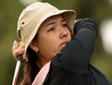 Alessandra Liu (LM '12) Set for Her Turn in Golf's Spotlight