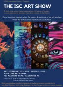 Interschool Council (ISC) Art Show