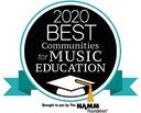 "LMSD earns ""Best Communities for Music Education"" Distinction"