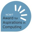 Four Aces Honored in NCWIT's Awards for Aspirations in Computing
