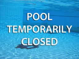 LMHS Pool Closed Until Further Notice