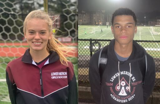 Lower Merion's Masotti and Brown Earn All-State Soccer Honors