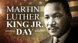 Dr. Martin Luther King, Jr. Holiday Weekend Schedule
