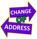Change of Address Reminder