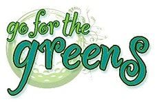 "Celebrating ""Go for the Greens"" at Home"