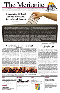 Merionite Student Newspaper